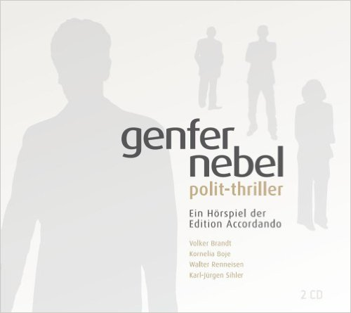 Genfer Nebel - Coverbild