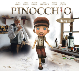 Pinocchio - Coverbild